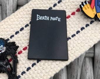 Deathnote Book Soft Enamel Pin - Halloween Enamel Pin