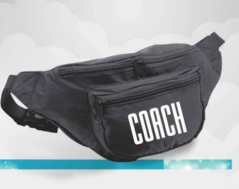 Fanny packs, coach, neon fanny pack, fanny pack, coach gift, coaches gift, gift for coach, coach gifts, gifts for coach, personalized coach