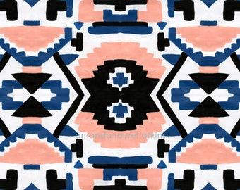 Geometric Aztec 8x10 print