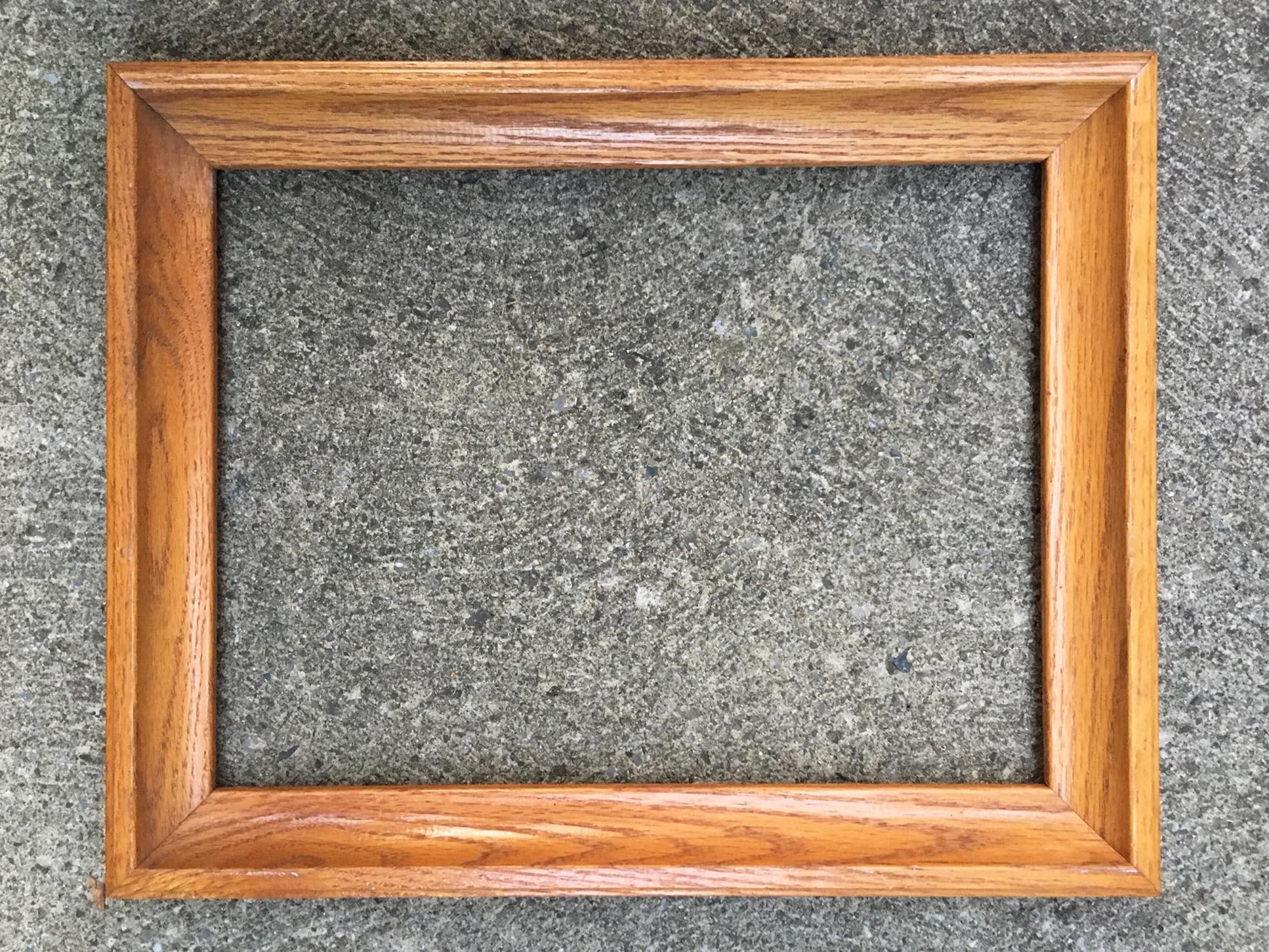 Wood Frame Wood Picture Frame Vintage Frame Photo Frame Art Frame ...