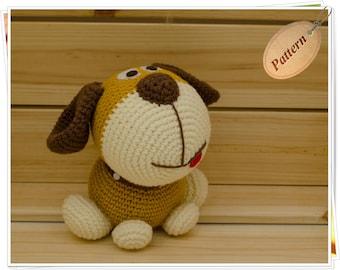 Crochet Dog Pattern, Amigurumi Dog Pattern, Crochet Puppy Pattern, Crochet Dog PDF, DIY Dog, Puppy Dog Pattern, Dog Toy Tutorial, Puppy PDF