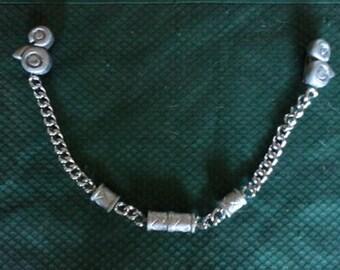 Kingdom Hearts Organization XIII 13 chain necklace cosplay costume