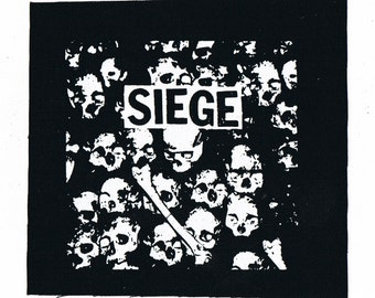 Siege Band Patch