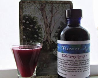 ELDERBERRY Syrup, Blue Elderberry Syrup, Sambucus cerulea, Elderberry, Immune Health, Immune Support