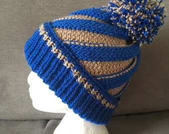 Ravenclaw Harry Potter handmade knitted hat