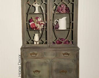vintage sd cabinet china hutches hutch