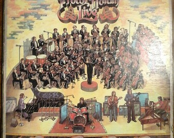Procol Harum - Procol Harum Live with the Edmonton Symphony Orchestra SP-4335 Vinyl Record LP 1972