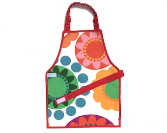 3-6 years Montessori apron boy/girl. The perfect gift! The best Montessori Apron