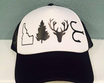 L.O.V.E Idaho Hat