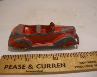 TOOTSIE TOY Cadillac Convertible #232