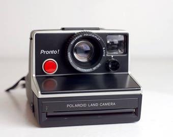 Polaroid SX-70 Pronto Land Camera Instant Camera - Fully Functional