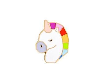 Rainbow Unicorn badges