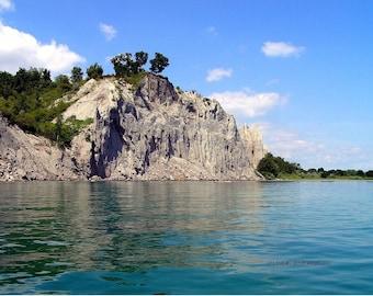 Scarborough Bluffs, Bluffer Park, Scarborough, Toronto, Landschaft Foto, Wanddekoration, home-Office Dekor, Lake Ontario, Geschenk-20