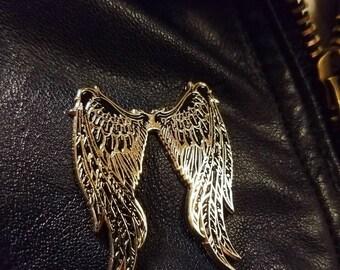 Supernatural Castiel's Wings Pin