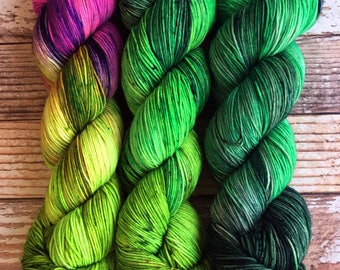 PREORDER - Free Your Fade Kit - In The Valley - Hand Dyed Yarn