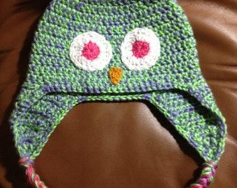 Child / Teen Owl