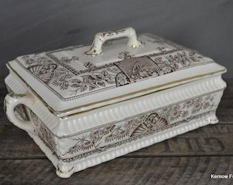 Victorian Gimsons Alexandria Tureen