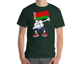 Belarus Soccer T-Shirt