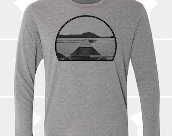 Canoe - Unisex Long Sleeve Shirt
