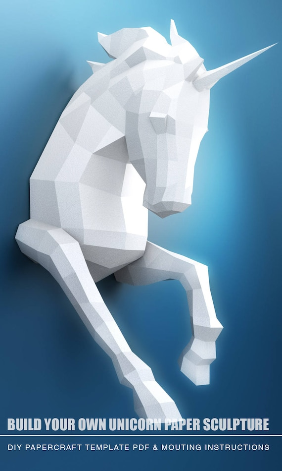 Unicorn papercraft diy pdf papercraft gift 3d unicorn paper 3d unicorn papercraft diy pdf papercraft gift 3d unicorn paper 3d model unicorn low poly horse papercraft paper craft pattern solutioingenieria Choice Image