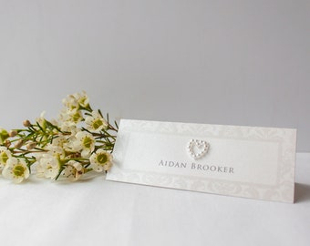 SARAH // Wedding Stationery // Place Card