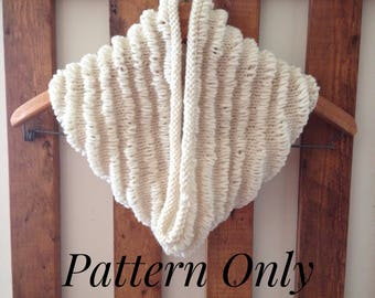 Summers Night Cowl Pattern