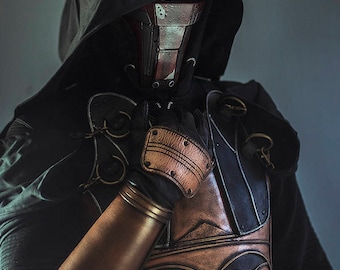 DARTH REVAN Full Costume for cosplay LARP or any Star Wars fan
