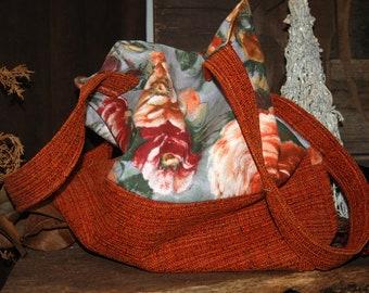 Knitting Bag, Handbag, Knitting Project Bag