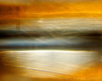 Number 122, nature landscape, surreal wall decor, wall hanging, contemporary, modern, grey, texture abstract, white, photograph poe orange