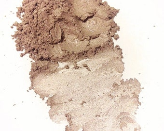 MALTED MILK Mineral Eye Shadow - Natural Mineral Makeup - Gluten Free Vegan Face Color