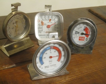 Oven Thermometers , Freezer Thermometers , Steampunk