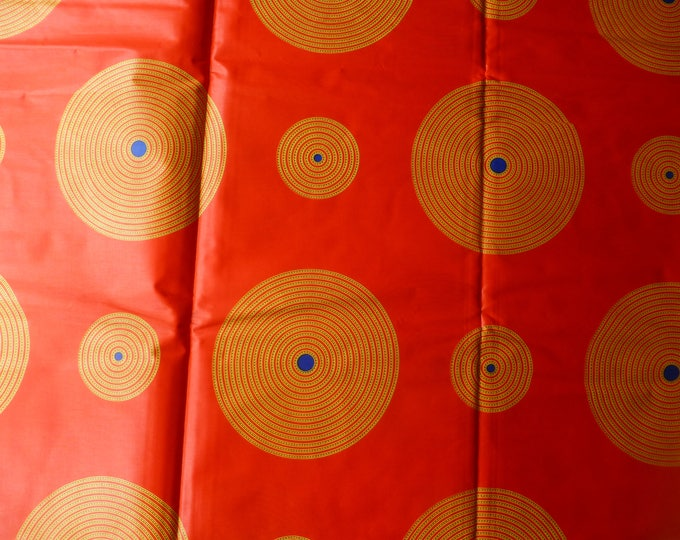African Fabrics Java Print Cotton Fabrics For Dress &Craft Making Sewing Fabric/Kitenge/Pagnes/Kikwembe /Tissues Africain Sold By Yard