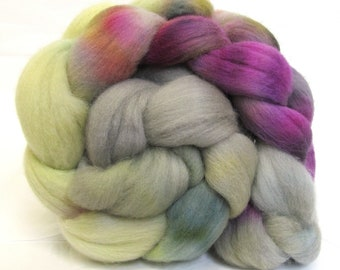 Merino Wool Hand Dyed Fine Combed Top Roving 21 Micron 100gms - FM68