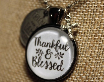 Faith Necklace Customized for a Friend