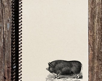 Pig Journal - Pig Notebook