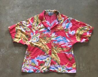 COBBLE LANE - hawaiian shirt