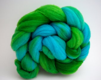 Wish You Were Here Hand-Dyed Targhee Top 4.7 oz.