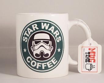 Star Wars Mug - Funny design - Cup - Great Gift