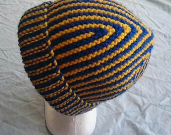 footy colours Beanie (made to order)