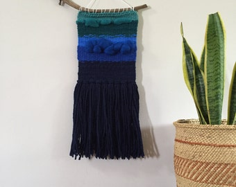 Ombre Woven Wall Hanging