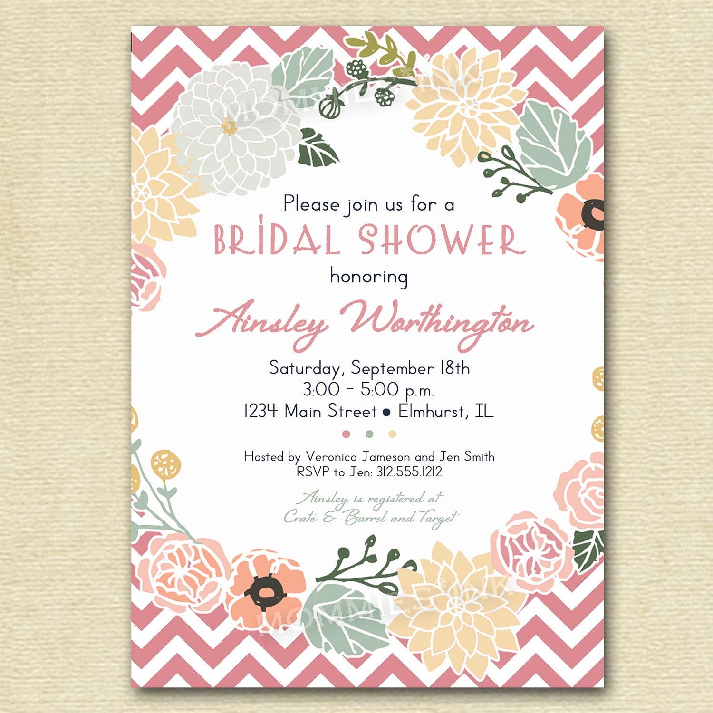flower invitations templates free - Winkd.co