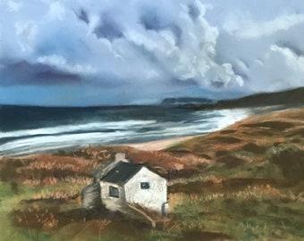 The Cottage - Collectors artist print