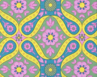 Jennifer Paganelli Good Company Beverly Garnet Quilting Cotton By the 1 yard 100% cotton
