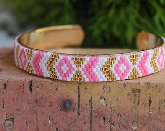 Miyuki bead Bangle Bracelet