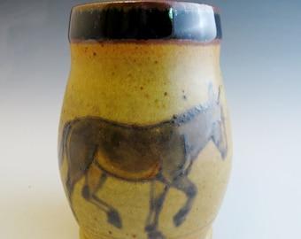 Black Mule Mug