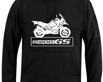 BMW Motorrad R 1200 gs sweatshirt best quality unisex hoodie all colors all sizes Shipping free accept returns RrDTS