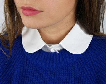Faux shirt peter pan collar  / Malicieuse accessories