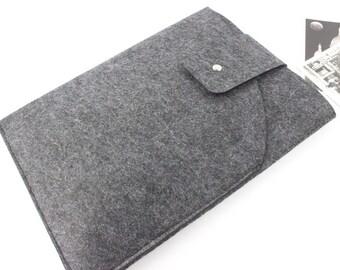 "Felt gift Macbook Air 13.3"" sleeve, Macbook 13.3"" Air case, Macbook Air case, Macbook sleeve, Laptop sleeve, laptop case, Laptop cover 042DG"