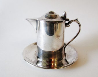Wallace Syrup Pitcher,