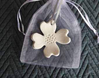 Dogwood Blossom Ornament